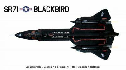 BlackBird Lego