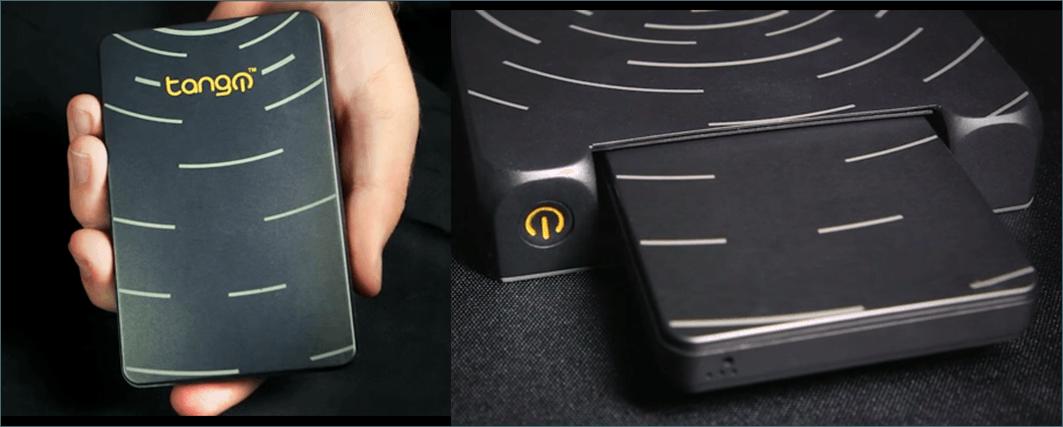 Tango computadora portatil