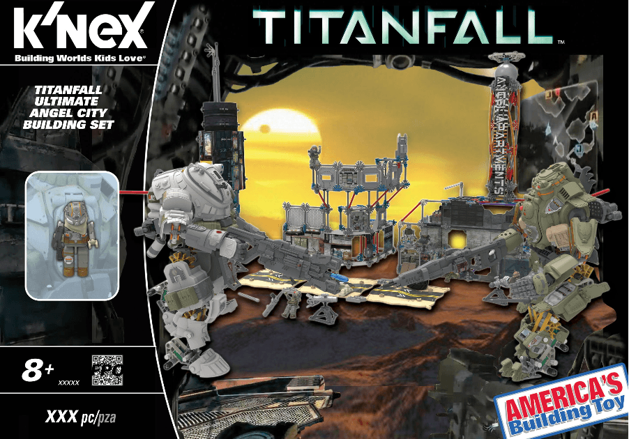 K'Nex Titanfall Ultimate Angel City