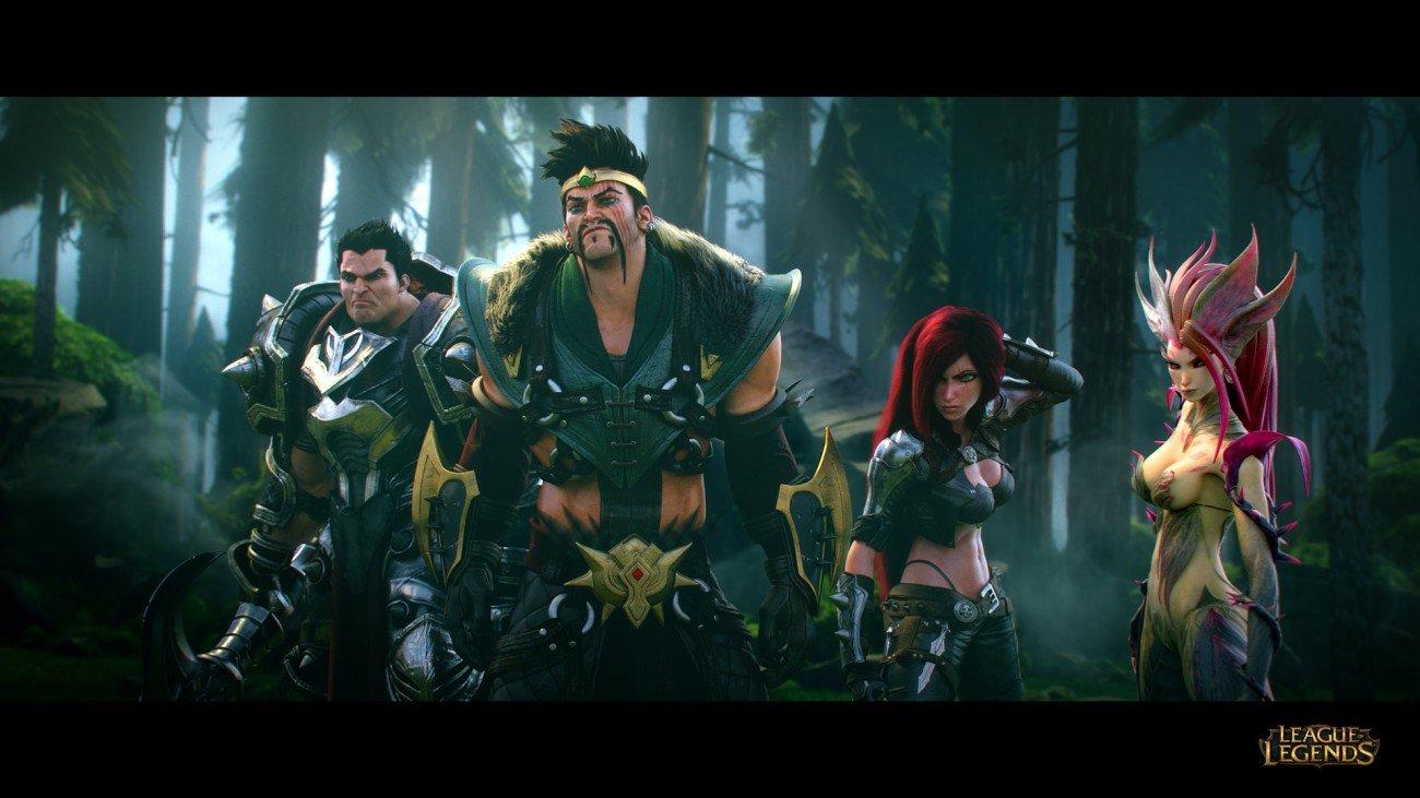 League of Legends a new dawn