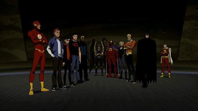Young Justice The team is formed