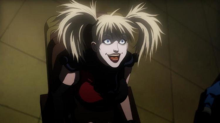 Batman-Assault-on-Arkham Harley Quinn