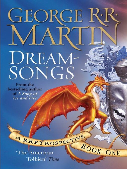 Dreamsongs Volume one