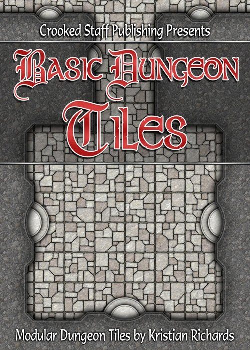 Basic Dungeon Tiles
