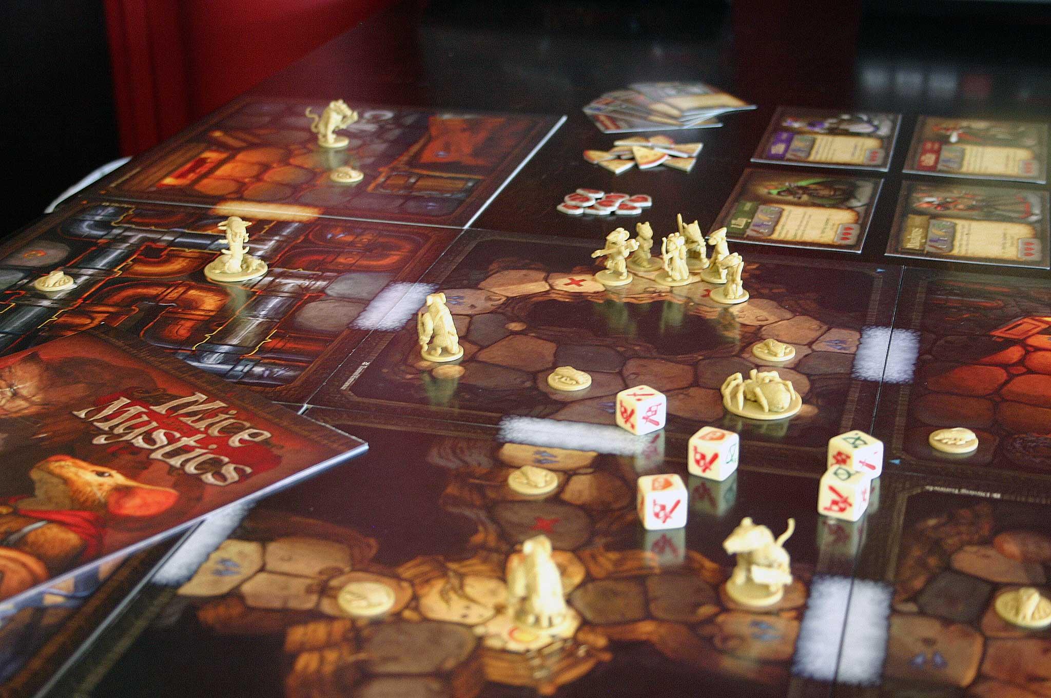 Tabletop los nuevos juegos de rol la cueva del lobo - Juego de rol de mesa ...