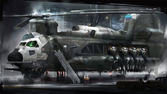 Vehiculos Aéreos 2