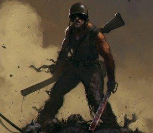 Dust machete