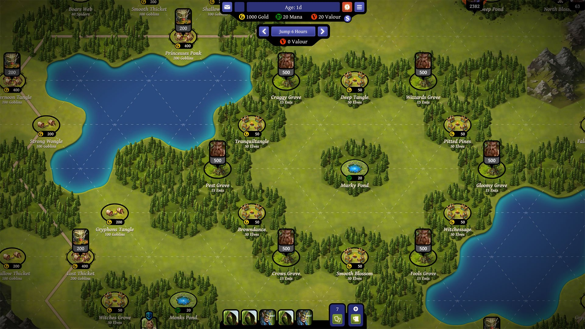Blight of the Inmortals screenshot