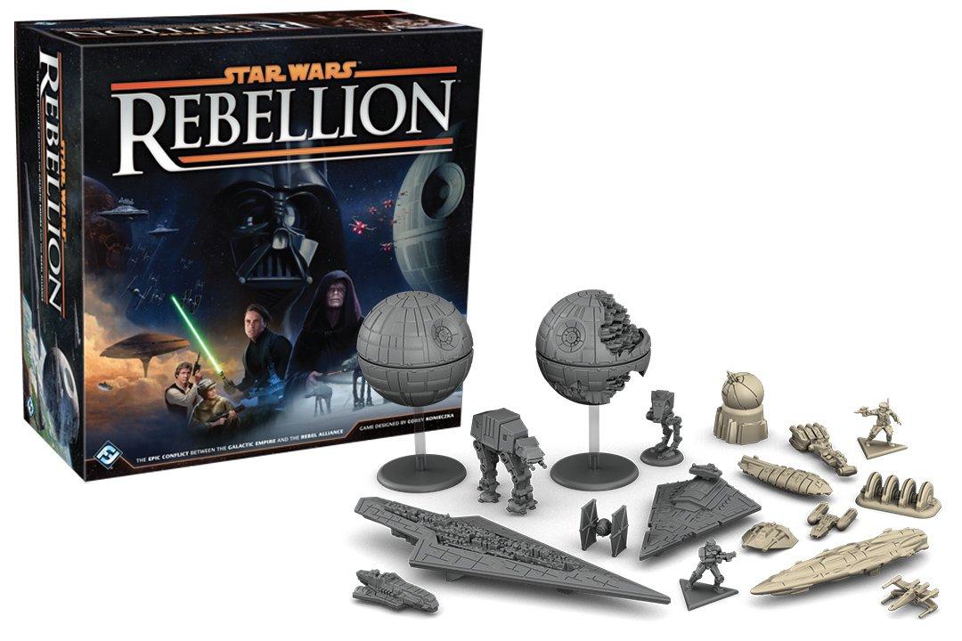 Star Wars Rebellion El Juego De Moda La Cueva Del Lobo