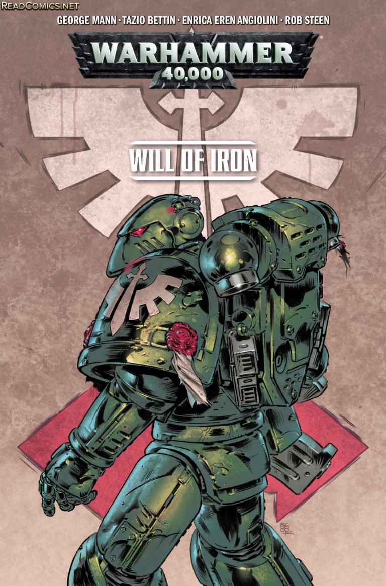Warhammer 40K: Will of Iron