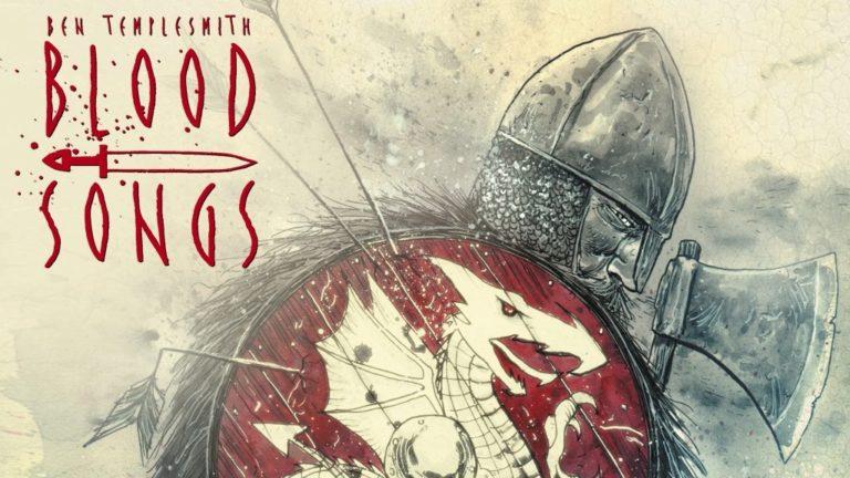 Blood songs por Ben Templesmith