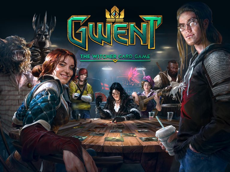 Gwent! El Juego de Cartas