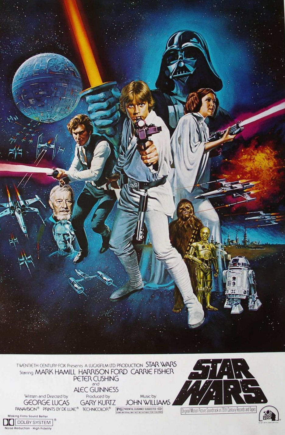Citas de Star Wars