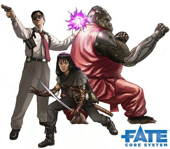 Fate Core en Español y Gratis