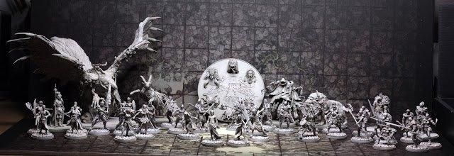 Kingdom Death: Monster Miniaturas