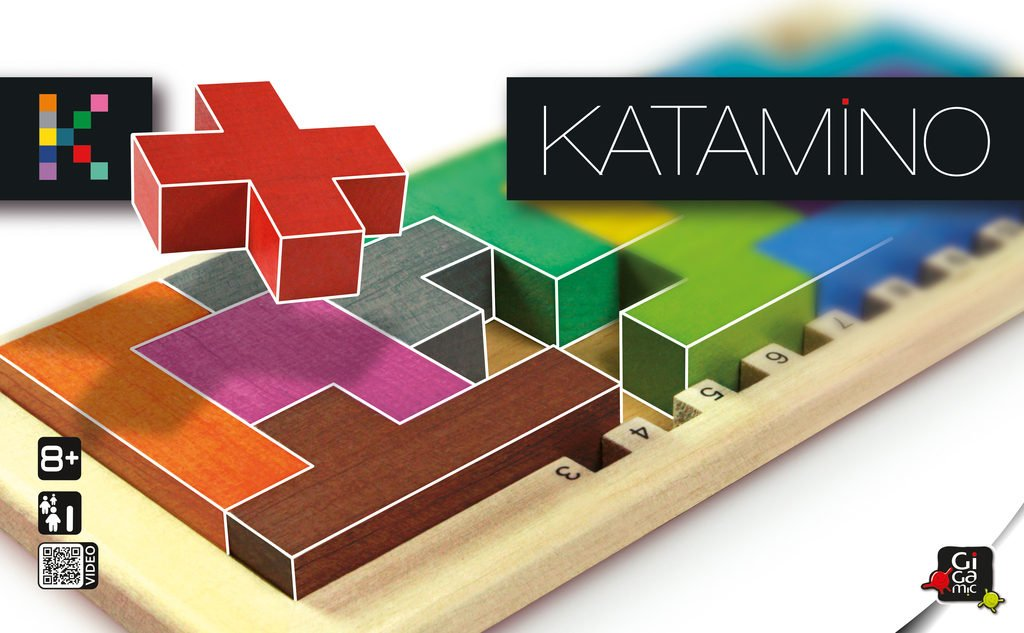 Katamino Caja