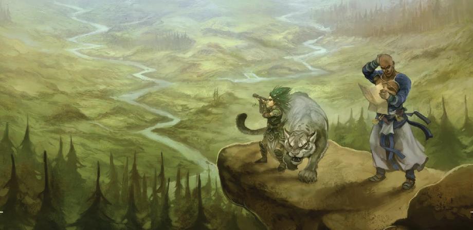 Kingmaker Adventure Path