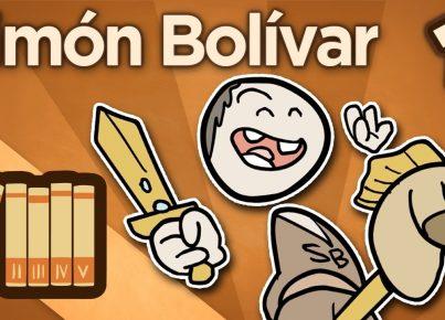 Simon Bolivar Extra History