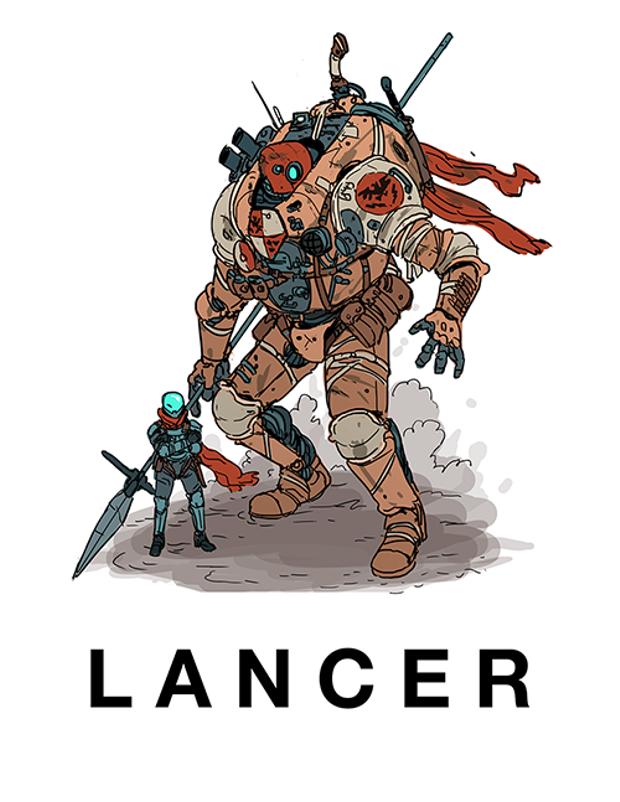 Lancer RPG gratis