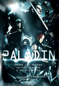 Paladin The Arrival Poster