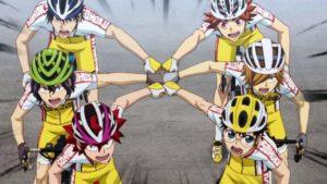 Trailer de Yowamushi Pedal Glory Line