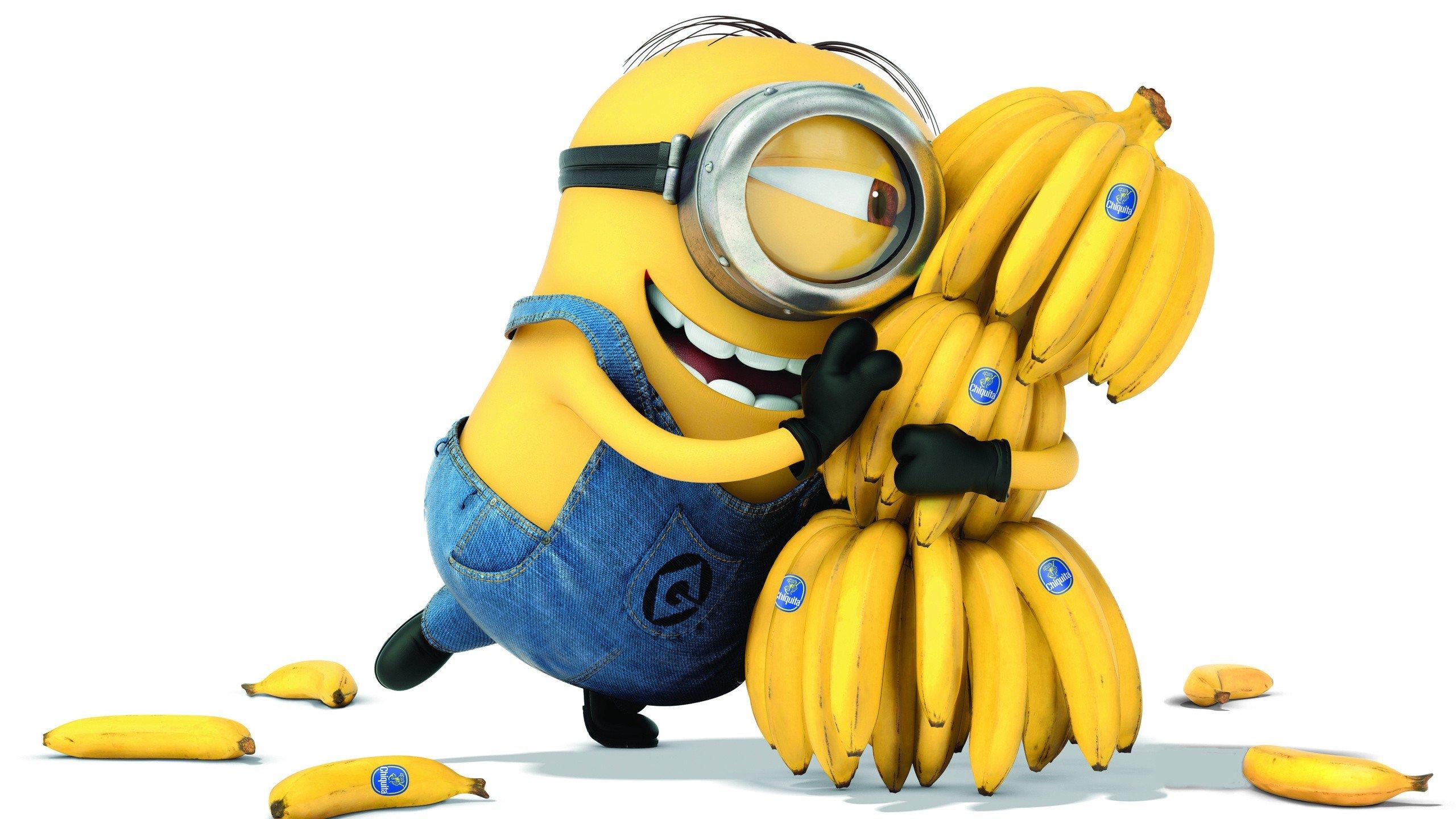 Minions y Bananas