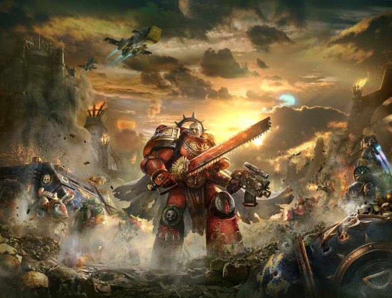 Warhammer 40000 Eternal Crusade