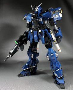 Gundam en LEGO