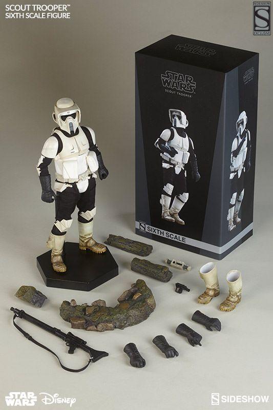 Star Wars Statuas