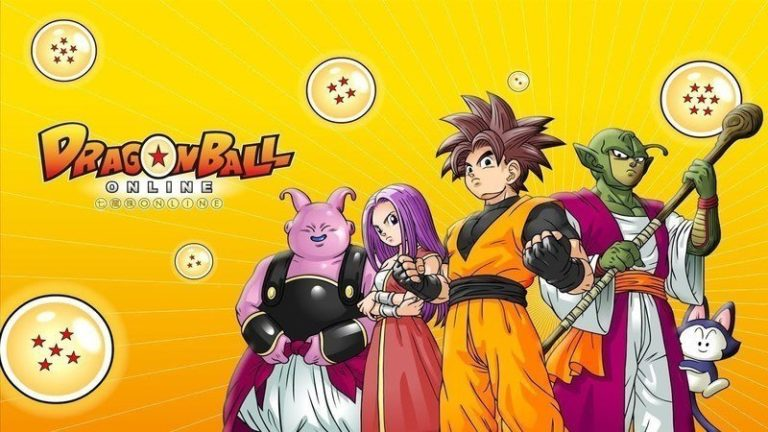 Dragon Ball Online Portada