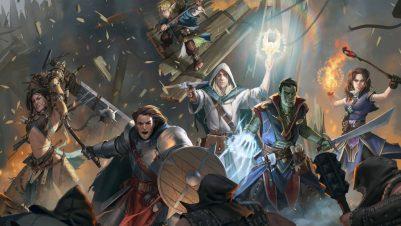 Pathfinder Kingmaker Gameplay