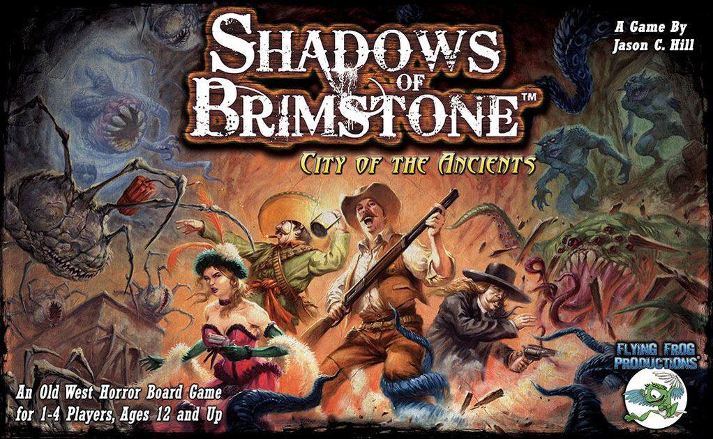 Shadows of Brimstone Los Mejores Juegos de Miniaturas de Ciencia Ficción y Fantasía