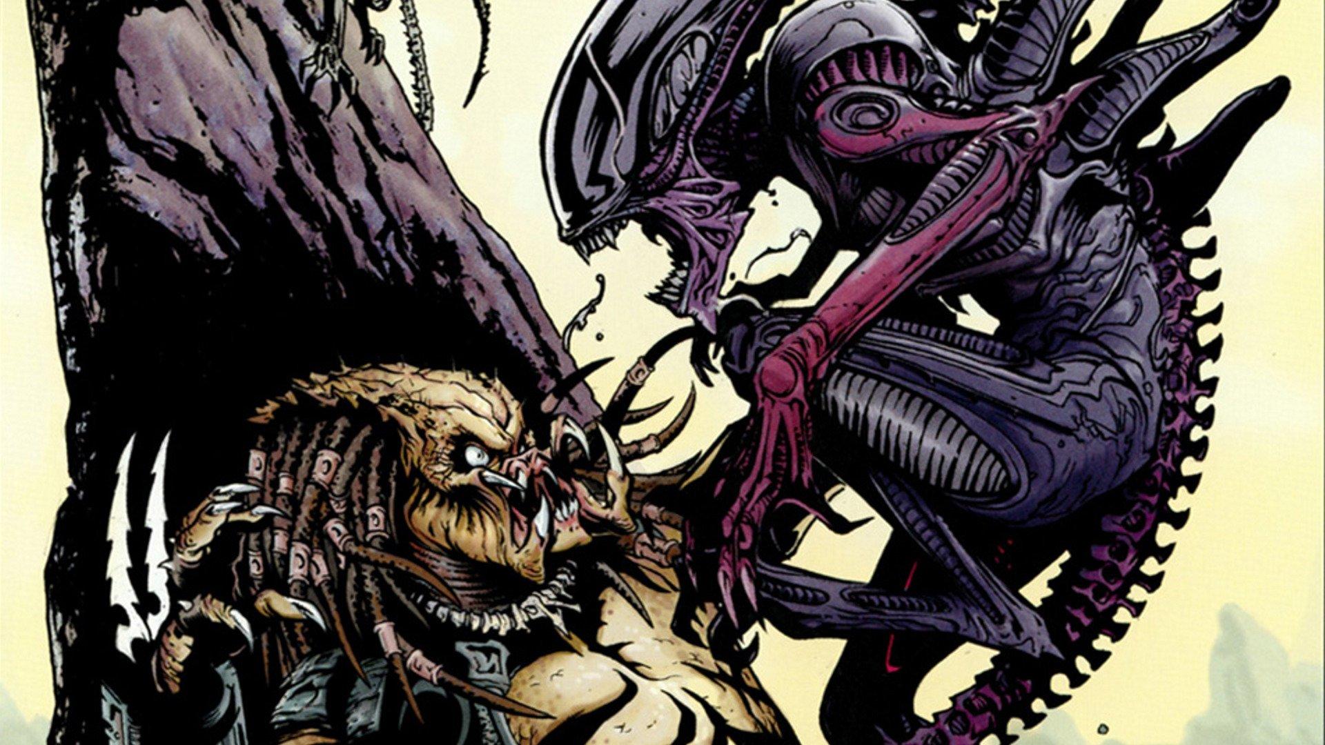 Alen vs Predator