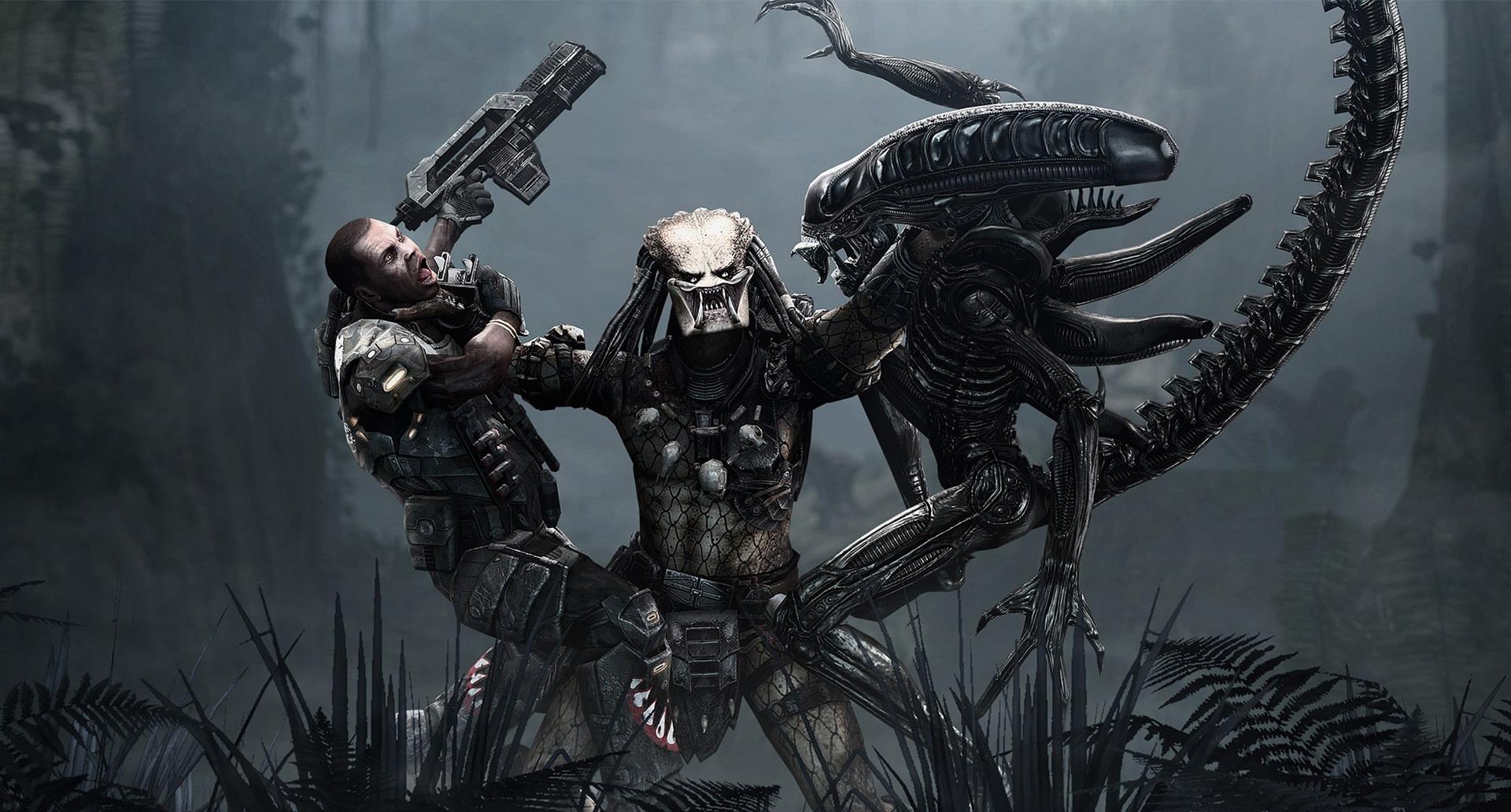 Alien Vs Predator - Depredadores