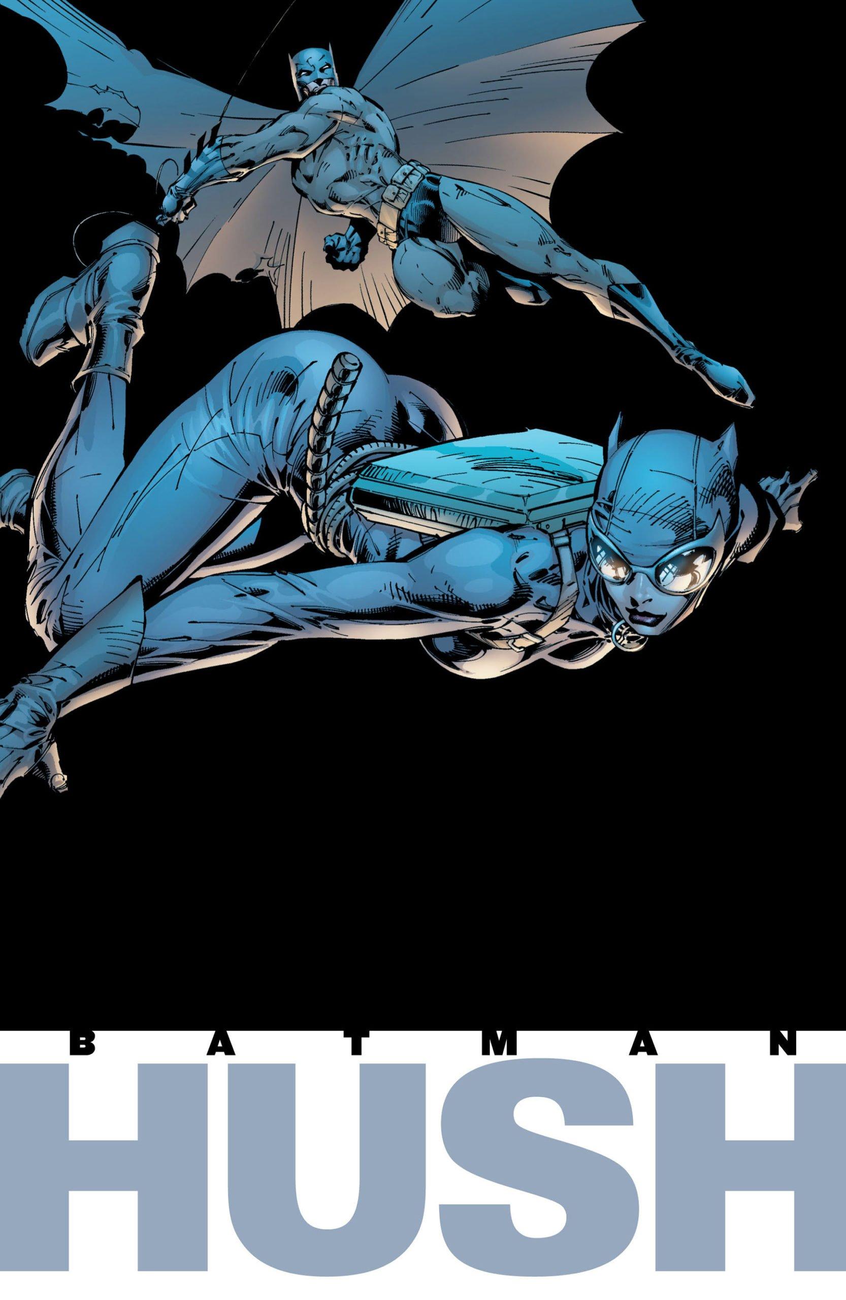 Batman: Hush Gatubela