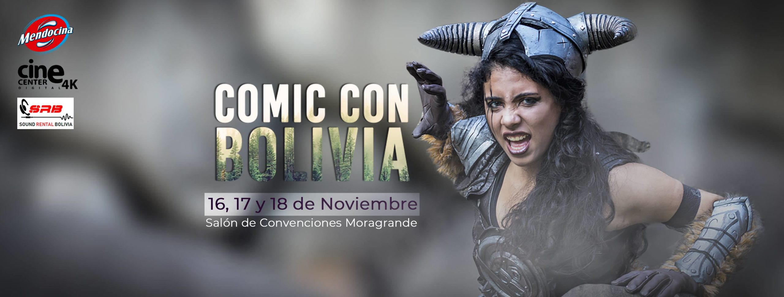 Comic Con Bolivia