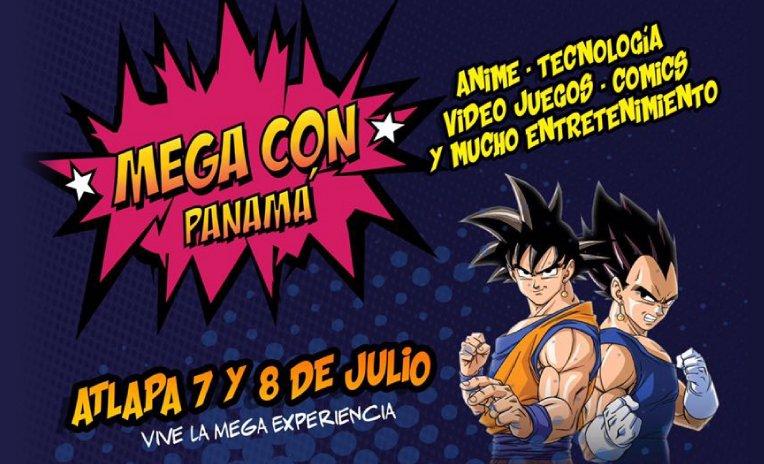 Megacon Panama