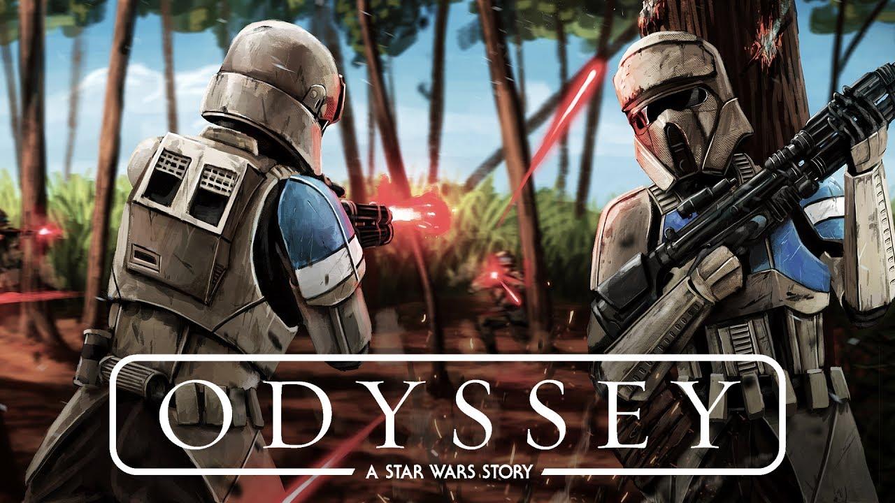 star wars fan movie