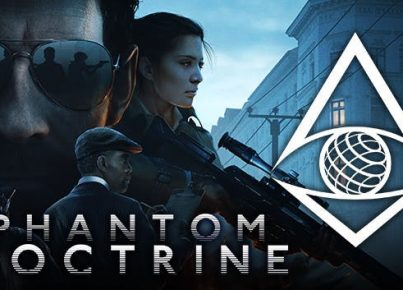 Phantom Doctrine Portada