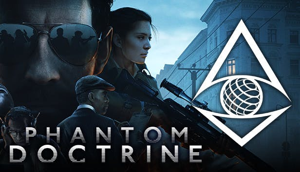 Phantom Doctrine Portada