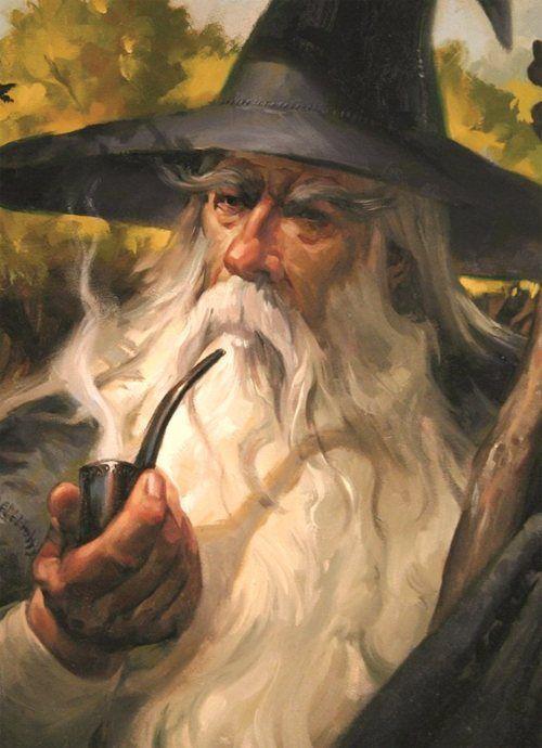 Los Magos Más Poderosos de la Ficción - Gandalf