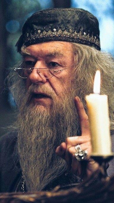 Los Magos Más Poderosos de la Ficción - Albus Dumbledore