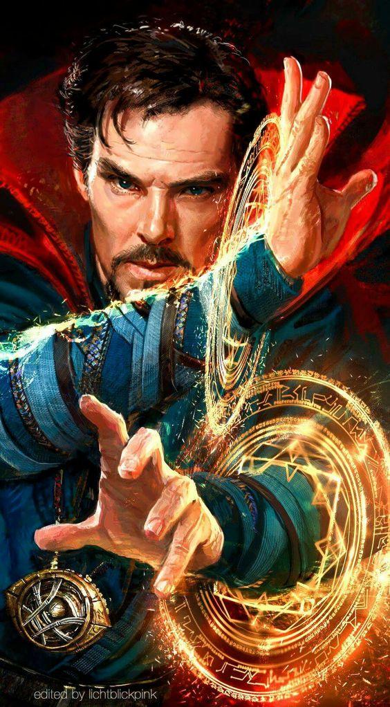 Los Magos Más Poderosos de la Ficción - Doctor Strange