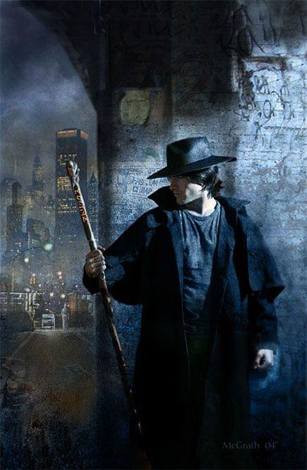 Los Magos Más Poderosos de la Ficción - Harry Dresden