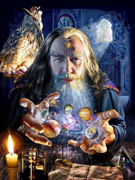 Los Magos Más Poderosos de la Ficción - Merlin