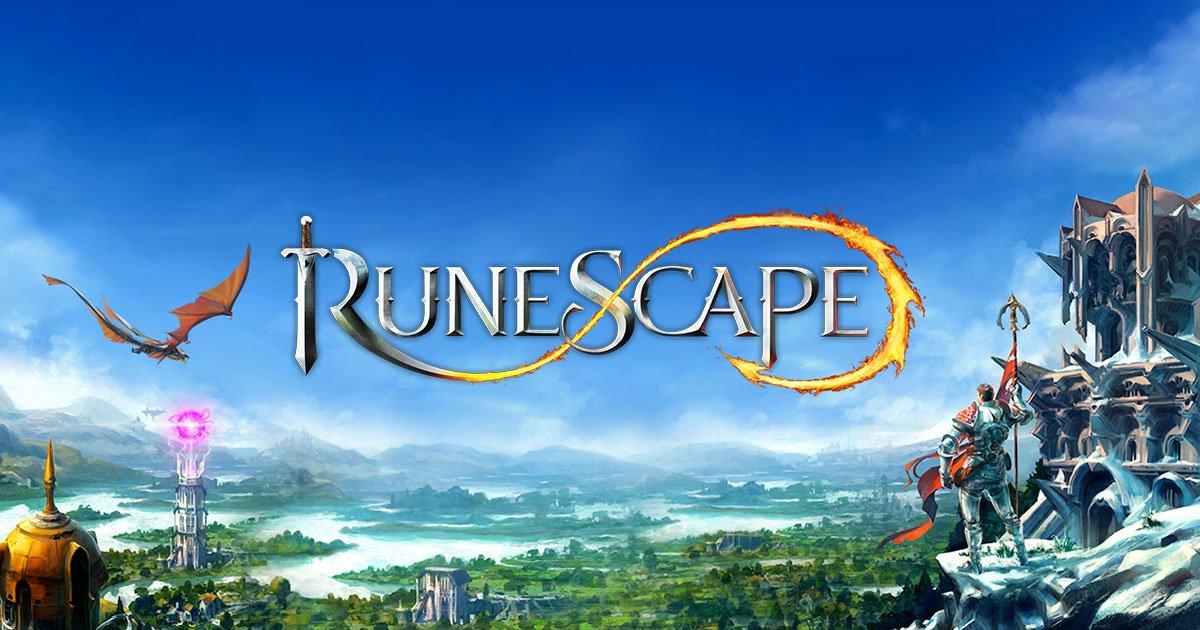 Hacer dinero jugando videojuegos - Runescape