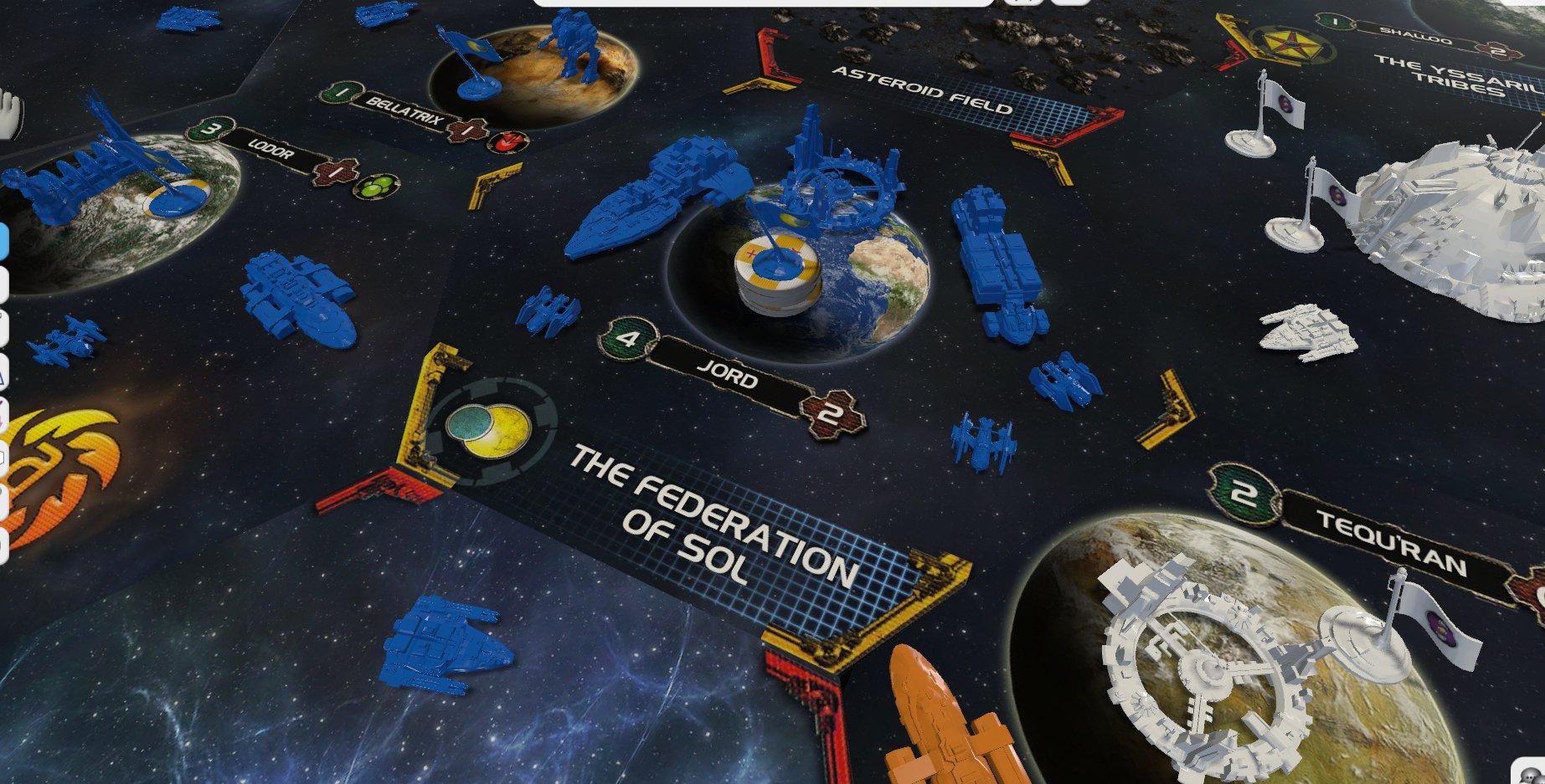 Tabletop Simulator Twilight Imperium