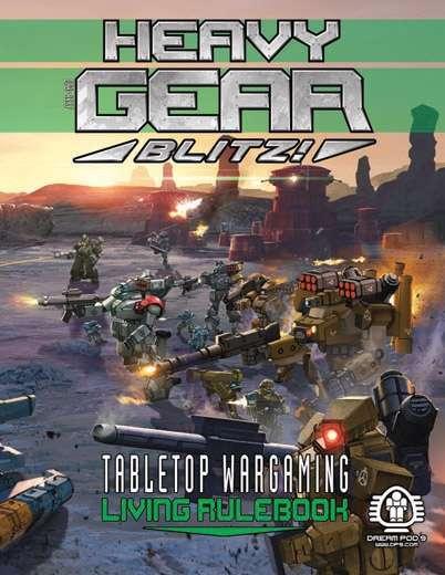 Heavy Gear Blitz Living Rulebook