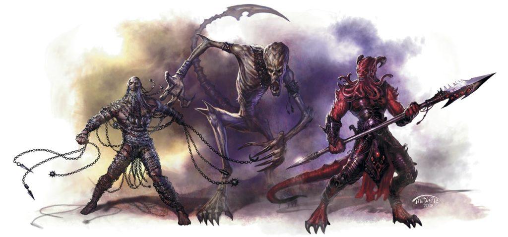 Mordenkainen's Tome of Foes Monstruos