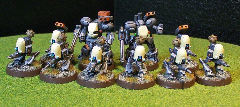 heavy-gear-blitz-utopian-recce-troupe